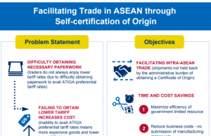 ASEAN Self Certification exporters